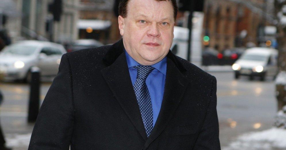 Дело бывшего главы банка Snoras поступило в суд